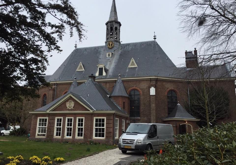 Kerk in Bloemendaal